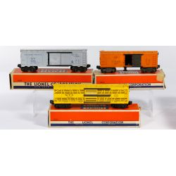 "View 2: Lionel Model ""O"" Gauge Train Assortment"