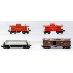 "View 6: Lionel Model ""O"" Gauge Train Assortment"