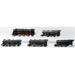 "View 5: Lionel Model ""O"" Gauge Train Assortment"