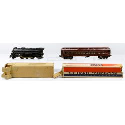 "View 4: Lionel Model ""O"" Gauge Train Assortment"