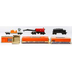 "View 2: Lionel Model ""O"" Gauge Train Assortment"