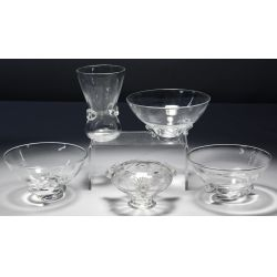View 2: Steuben Glass and Miscellaneous Assortment