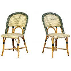 View 4: Maison Drucker Lutece Parisian Cafe Chair Collection