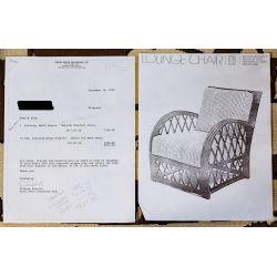 View 4: Bielecky R8600 Lounge Chairs