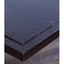 View 5: Paul M. Jones Black Lacquered Coffee Table