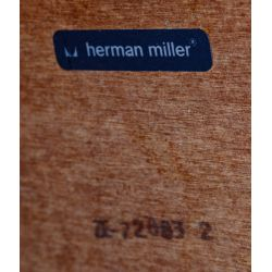 View 7: Herman Miller 3-Piece Work Station