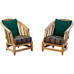 View 2: Sutherland Teak Patio Furniture Assortment