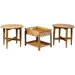 View 3: Sutherland Teak Patio Furniture Assortment