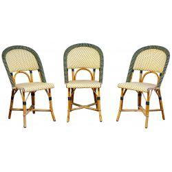 View 2: Maison Drucker Lutece Parisian Cafe Chair Collection