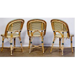View 3: Maison Drucker Lutece Parisian Cafe Chair Collection