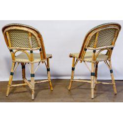 View 5: Maison Drucker Lutece Parisian Cafe Chair Collection
