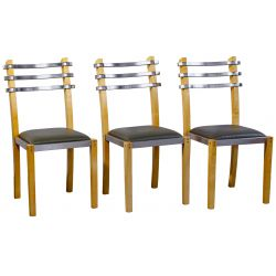 View 4: Michael Heltzer Dining Chair Collection