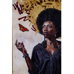 """View 2: Tim Okamura (Canadian, b.1968) """"The Ascension"""" Giclee Reproduction Print on Paper"""