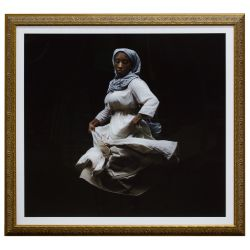 """View 2: Ayana V. Jackson (American, b.1977) """"Seeking the Source of Perfection"""" Pigment Print"""