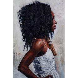 "View 2: Tim Okamura (Canadian, b.1968) ""Vigilance"" Giclee Reproduction Print"