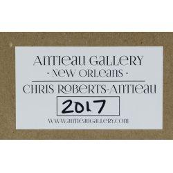 """View 5: Chris Roberts-Antieau (American, b.1950) """"Beyonce"""" Tapestry"""