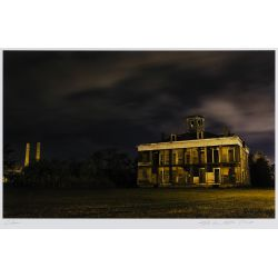 """View 6: Frank Relle (American, b.1976) """"Nightscapes"""" Series Photographs"""