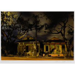 """View 2: Frank Relle (American, b.1976) """"Nightscapes"""" Series Photographs"""