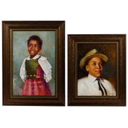 View 3: Nadiya T. (American, 20th Century) Art Assortment