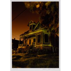 "View 2: Frank Relle (American, b.1976) ""Nightscapes"" Series Photographs"