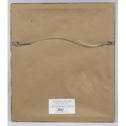 "View 4: Chris Roberts-Antieau (American, b.1950) ""Wolfman"" Tapestry"