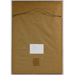 "View 4: Hiroshige (Japanese, 1797-1858) ""Hiroo"" Woodblock Print"