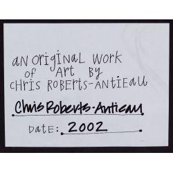 "View 4: Chris Roberts-Antieau (American, b.1950) ""George Washington"" Tapestry"