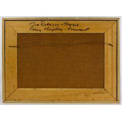 View 4: Noel Rockmore (American, 1928-1995) Oil on Panel