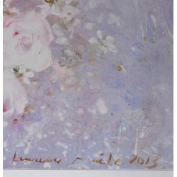 View 3: Laurence Amelie Schneider (French, 20th Century) Acrylic on Canvas