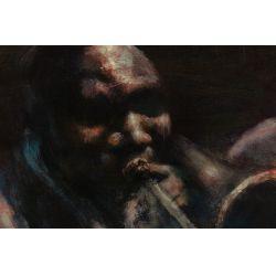 View 2: Noel Rockmore (American, 1928-1995) Oil on Panel