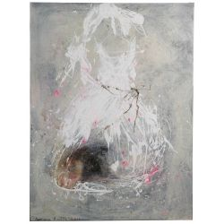 View 5: Laurence Amelie Schneider (French, 20th Century) Mixed Media on Canvas