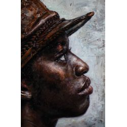 "View 2: Tim Okamura (Canadian, b.1968) ""Gold Vein"" Giclee Reproduction Print"