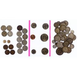 View 4: US and World Coin and Currency Assortment