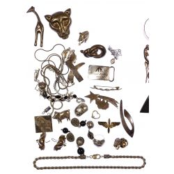 View 3: Sterling Silver Jewelry Assortment