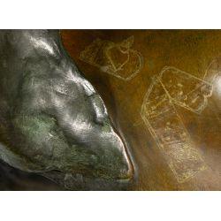 """View 7: (After) Emmanuel Villanis (French, 1858-1914) """"Fille de Boheme"""" Bronze Bust"""