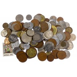 View 6: US and World Coin and Currency Assortment