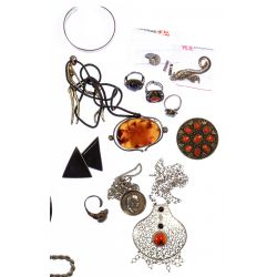 View 4: Sterling Silver Jewelry Assortment