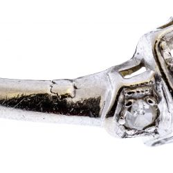 View 4: Platinum and Diamond Ring