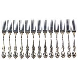"View 4: International ""Joan of Arc"" Sterling Silver Flatware"