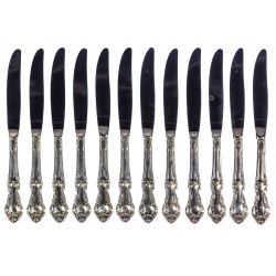 "View 3: International ""Joan of Arc"" Sterling Silver Flatware"