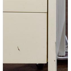 View 3: Modern White Dresser