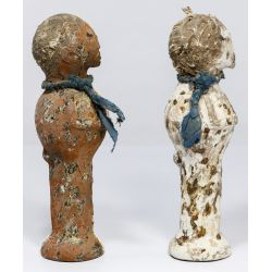 View 4: Tribal Ceramic Figures