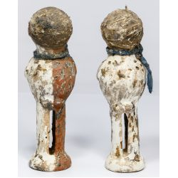 View 3: Tribal Ceramic Figures