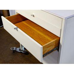 View 4: Modern White Dresser