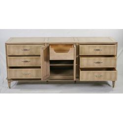 View 2: Provincial Dresser & Mirrors by Union National