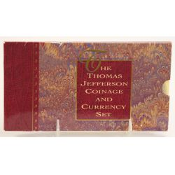 View 3: Thomas Jefferson Coin & Currency Set