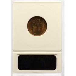 View 2: 1909 VDB Lincoln Cent MS-60 Details (ANACS)
