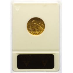 View 2: 1908 $2 1/2 Gold MS-61 (ANACS)