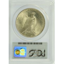 View 2: 1922 Peace Dollar MS-64 (PCGS)