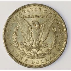 View 2: 1878 Morgan Dollar- Reverse of 1879